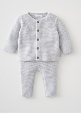 Трикотажный костюм для новорожденного SC005