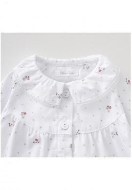 Комплект для новорожденного – блузка и вязанные леггинсы SC0023