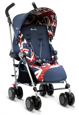 Silver Cross POP 2 Cool Britannia
